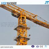 Populärer toplesser Turmkran des Export-Ktp7527 für Aufbau-Maschinerie