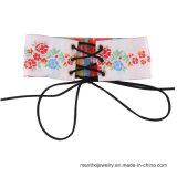 Neue Form-Schmucksache-Tuch-Stickerei-Frauenchoker-Halskette