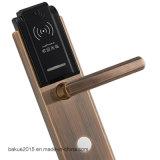 Carte RFID Verrouillage numérique de porte Verrouillage électronique Verrouillage de porte Verrouillage de porte Verre antiquité plaqué