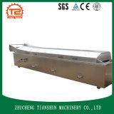 Machine de blanchiment de nourriture végétale industrielle d'Auotmatic de machine de Blanchier