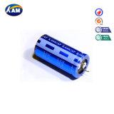 고성능 감기는 Supercapacitor (2.7V 90f) 패럿 축전기를 타자를 친다