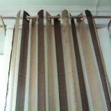 cortina escarpada rayada de la última de la cortina suposición del diseño con la tela escarpada del alto grado