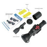 Тактическо X-Завизируйте объем Cl27-0022 винтовки дня & ночи II HD 5-20X