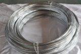Fio galvanizado mergulhado elétrico do ferro do metal