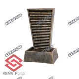 Fountain (W/Pump)の樹脂Birdbath Newly