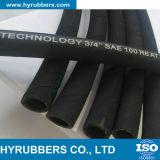 Hydraulischer Gummischlauch des Kraftstoffschlauch-SAE R6 für Anlieferungs-Kraftstoff, hydraulischer Schlauch R6