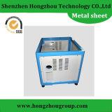 Fabricación de metal de hoja del OEM con ISO9001: 2008