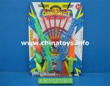 Precio barato juguetes de plástico blando pistola, de juguete para niños (1023503)
