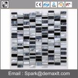 Silbernes Metallmosaik-Fliese-Edelstahl-Dekor-Küche-Mosaik