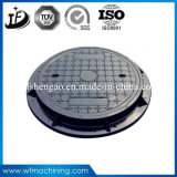 Road Sanitary Ductile / Grey Iron Casting Iron Mold-Tectorial Sand Casting Manhole Covers