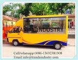 Camions mobiles de restaurant de Rotisserie de poulet