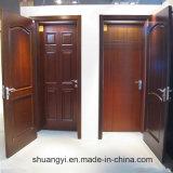 Дверь самого лучшего цены сбывания качества самого лучшего самого лучшего твердая нутряная деревянная