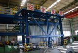 Die neueste Aluminium-und Stahl-Streifen-Ring-Farben-Beschichtung-Zeile