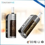 Hornilla seca del tanque del cigarrillo del vaporizador E de la hierba de la batería reemplazable
