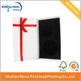 Cinta roja y caja de embalaje blanca de Balck Liing (QY150032)