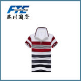 T-shirt do polo/t-shirt feito sob encomenda/t-shirt dos homens