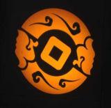 LED-drehendes Innenfirmenzeichen, das Gobo-Projektor bekanntmacht