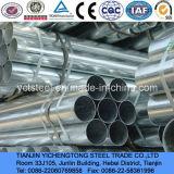 Tubo galvanizado sumergido caliente suministrado en Tianjin, China