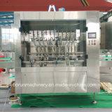 Тип машина 4 головок линейный упаковки жидкостного мыла заполняя