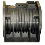 OEM Aluminum Electric Motor Frame met CNC Machining