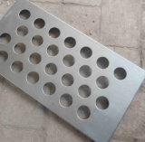Металл низкоуглеродистой стали Perforated, сетки пробивая отверстия