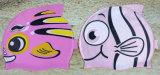 Protezione di nuoto del silicone per figura dei pesci dei capretti