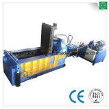 Presse hydraulique en aluminium en métal du rebut Y81q-200 (contrôle d'AP)