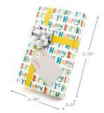 Vakje van het Document van het Vakje van de Gift van het Karton van de luxe het Stijve Kosmetische Verpakkende