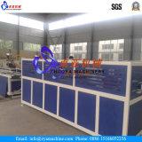 Ligne en plastique d'extrusion de profil de PVC WPC/chaîne production de profil