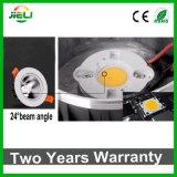 La buena calidad 20W de interior LED ahuecado AC85-265V abajo se enciende