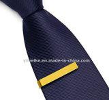 Les 304 clips de relation étroite classiques d'accessoires de Mens d'acier inoxydable ont personnalisé le logo