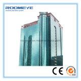 Parete divisoria di vetro di alluminio nascosta Roomeye della parete divisoria del blocco per grafici (RMCW-101)