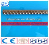 Tondo per cemento armato d'acciaio deforme laminato a caldo dalla Cina Tangshan