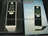 Verificador duplo do álcôol da respiração do LCD Digital