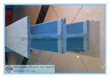La viga de FRP I, fibra de vidrio ensanchó viga para el telégrafo poste, viga del aislante I