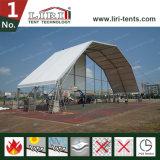 tenda poligonale esterna della tenda foranea della parte superiore del tetto di larghezza di 60m grande per il concerto di musica