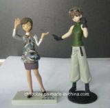 Bowknot Sexy PVC Figure Toys (ZB-06)
