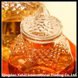 [10ل] زجاجيّة شراب موزّع مرطبان لأنّ تخزين خمر