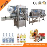 Автоматическая машина для прикрепления этикеток бутылки воды