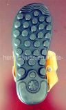 Смолаа PU для вскользь ботинок как для людей, так и для женщин Zg-P-6955/Zg-I-8308