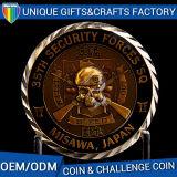 Fatto nelle monete del distintivo dello smalto di Suveniors del regalo della Cina