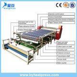 Máquina rotatoria de alta velocidad del traspaso térmico de la sublimación de la calefacción de petróleo