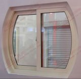 Arco elegante Windows deslizante do PVC (BHP-SWA04)