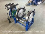 Machine de soudure d'ajustage de précision de pipe du HDPE Sud160m-2