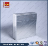 アルミニウム製錬所のバイメタルのAluminum&Steelの陽極ブロック
