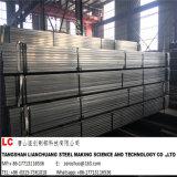 Zinco d'acciaio quadrato pre galvanizzato 120g dell'en 10210 Q 235b dell'en 10219 del tubo