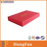 Vakje van het Document van het Karton van de Verpakking van het Embleem van de douane het Kosmetische