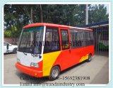 Vier Rad-elektrischer mobiler LKW