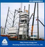 Bajo costo y estructura de acero industrial de la buena calidad