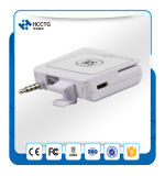 Mini posição móvel móvel esperta ACR32 do leitor de cartão da listra magnética do ISO 7816